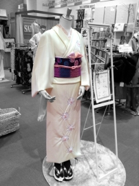 kimonowhite
