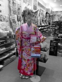 pinkkimono