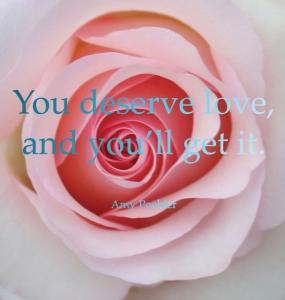 YouDeserveLove